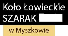 Koło Łowieckie Szarak w Myszkowie